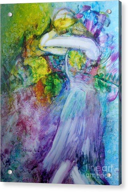 Overwhelming Love Acrylic Print