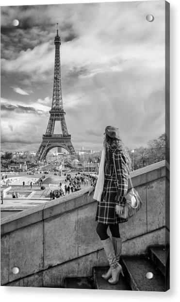 Parisien 2 Acrylic Print