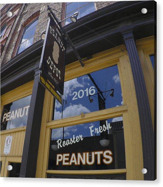 Peanut Depot Acrylic Print