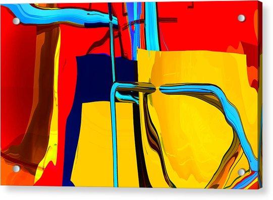 Pipe Dream Acrylic Print