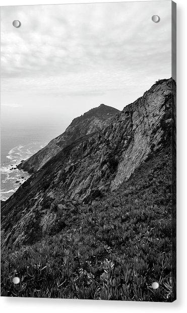 Point Reyes II Bw Acrylic Print