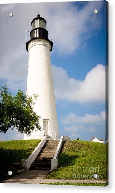 Port Isabel Lighthouse Acrylic Print