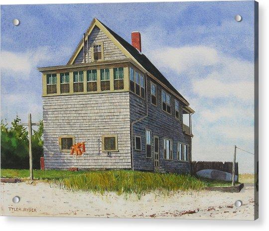 Porter House Acrylic Print