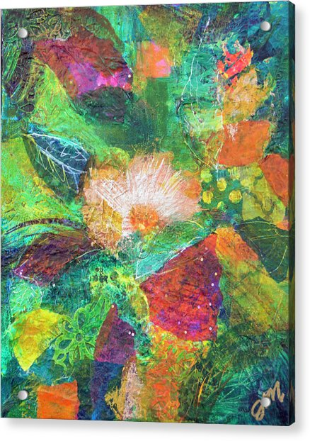 Primrose Acrylic Print