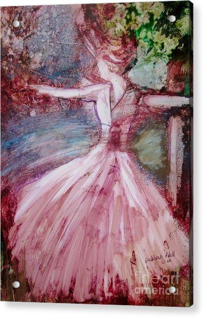 Princess Bride Acrylic Print