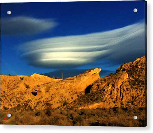 Acrylic Print featuring the photograph Pure Nature Spain  by Colette V Hera Guggenheim