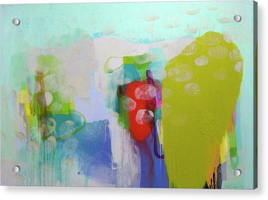Re-emerging Acrylic Print