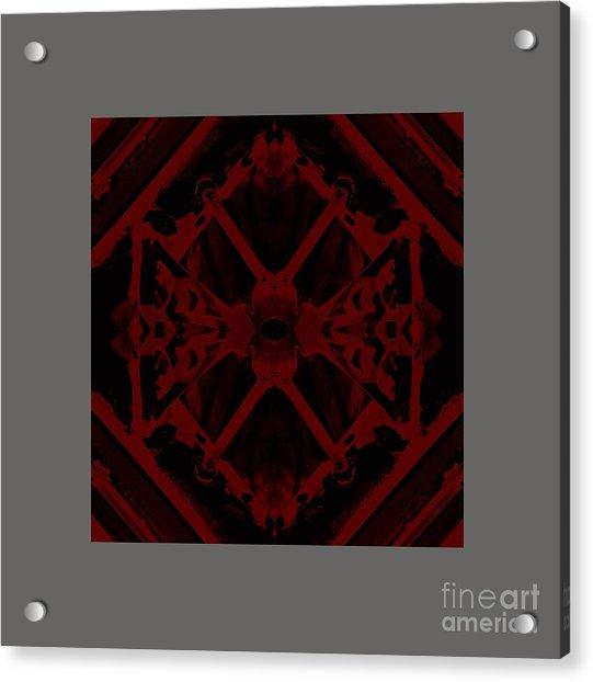 Red Dwarf Acrylic Print