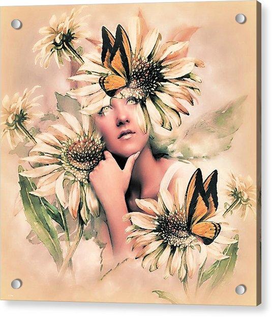 Remembering Someone 02 Acrylic Print