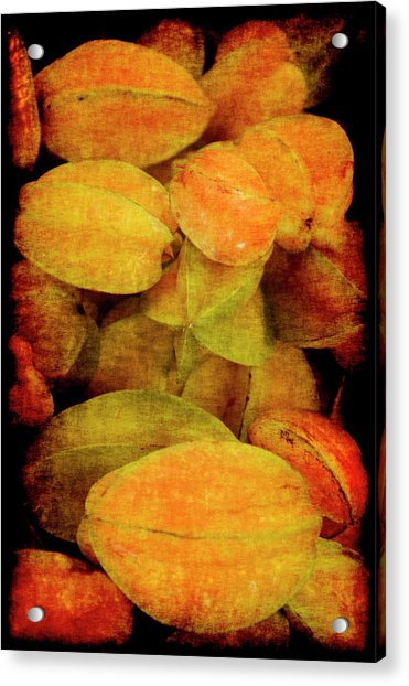 Renaissance Star Fruit Acrylic Print