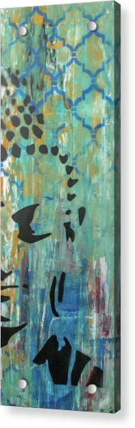 Right Side Of My Heart Acrylic Print