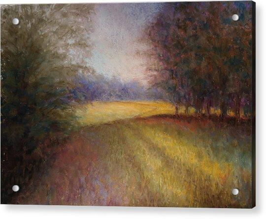 Romance Trail Acrylic Print