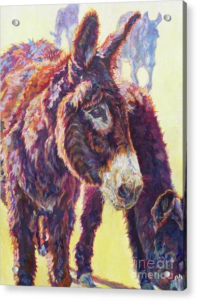 Ron Acrylic Print