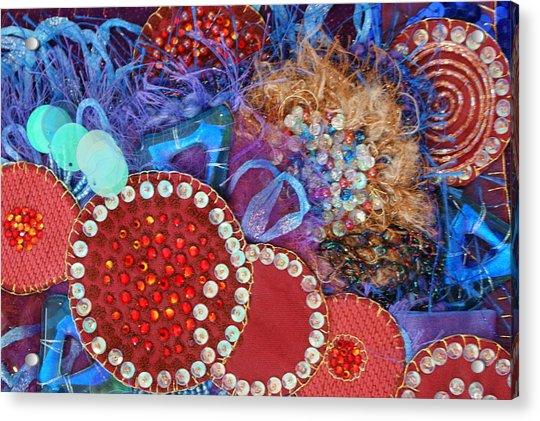 Ruby Slippers 3 Acrylic Print