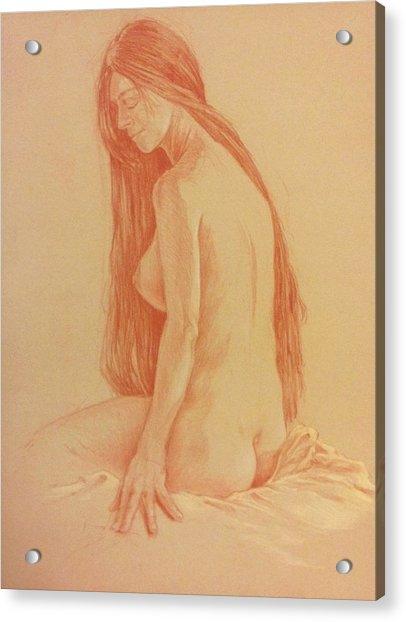 Sarah #2 Acrylic Print