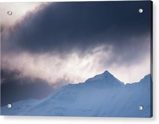 Savage Mountain Acrylic Print