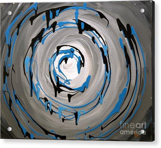 Sea Swirl  Acrylic Print