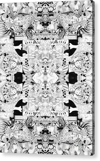 Second Sight 3 Acrylic Print