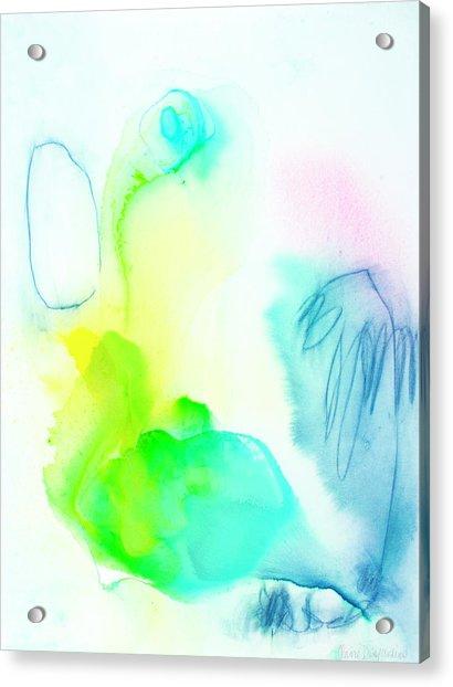 Sensitive One Acrylic Print