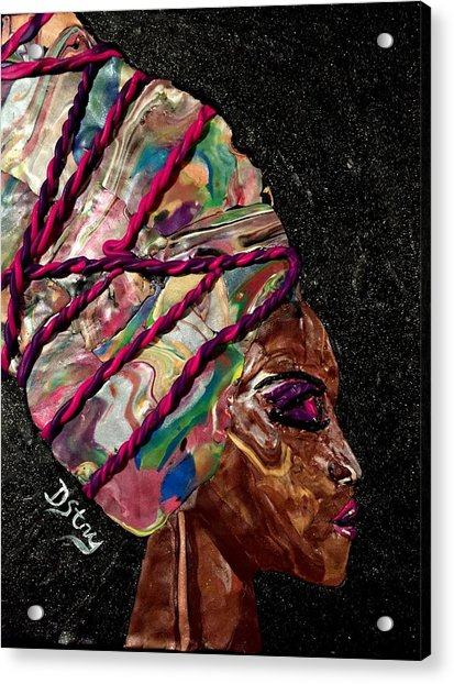 Sheba Acrylic Print
