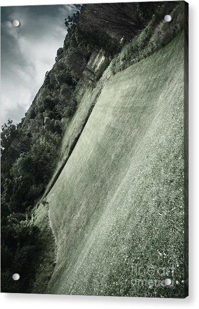Sideways  Acrylic Print