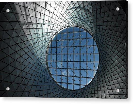 Sky Reflector-net 2 Acrylic Print