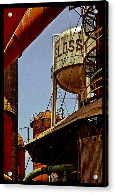 Sloss Poster Acrylic Print