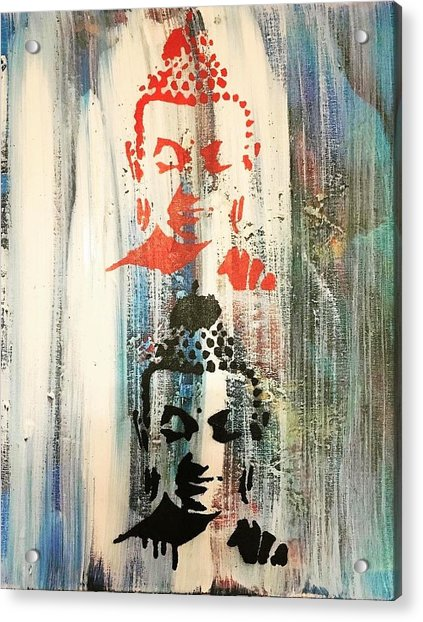 Surround U Acrylic Print