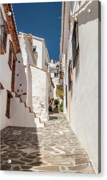 Spanish Street 1 Acrylic Print