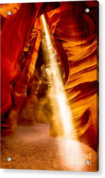 Spirit Light Acrylic Print