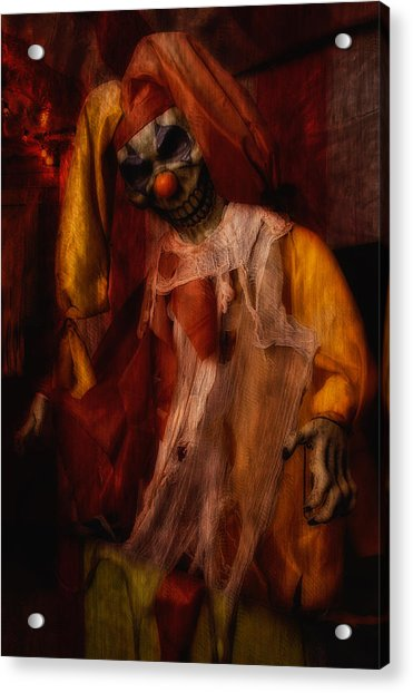 Spoils, The Clown Acrylic Print