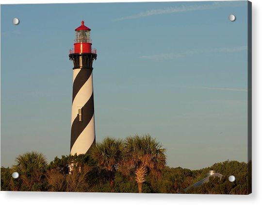 St. Augustine Lighthouse #3 Acrylic Print