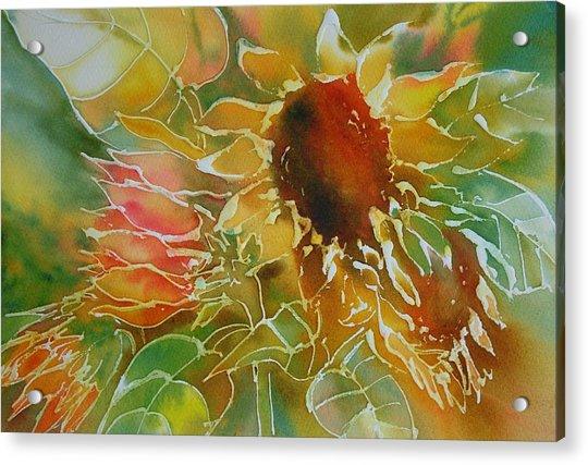 Sun Fun Acrylic Print