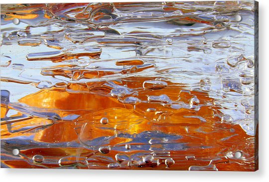 Sunny Water 1 Acrylic Print