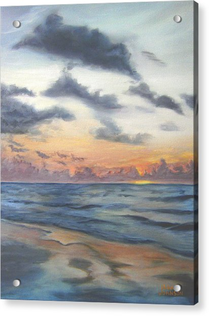 Sunrise 02 Acrylic Print