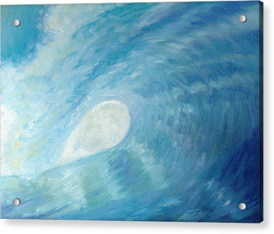 Surf Dreams Acrylic Print