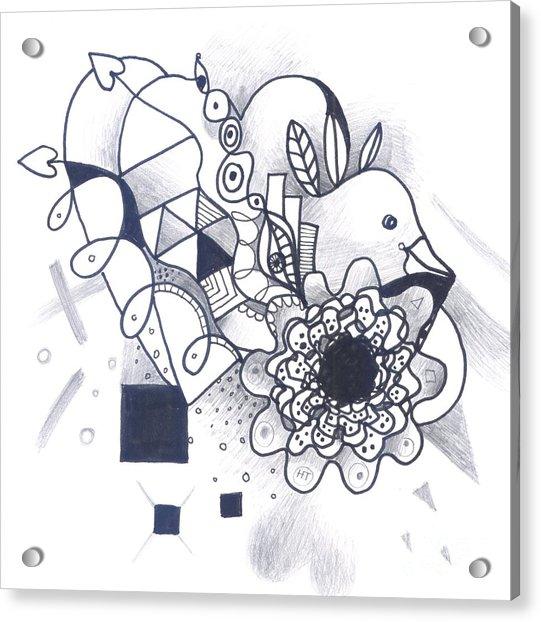 Take A Chance Acrylic Print
