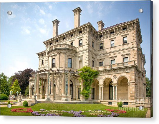The Breakers Acrylic Print
