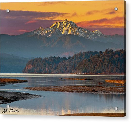 The Brothers From Hood Canal Acrylic Print