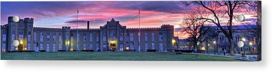 The Corps Forms For Breakfast Acrylic Print