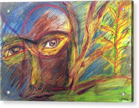 The Eye Acrylic Print