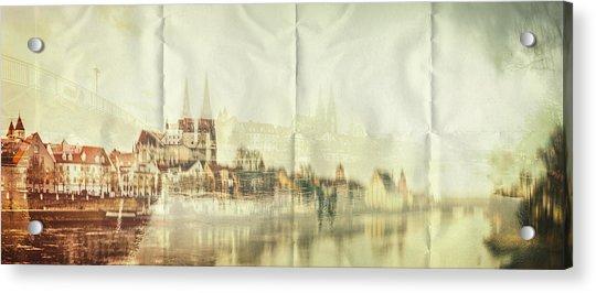 The Imprint Acrylic Print