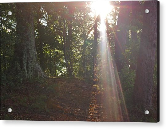 The Light Acrylic Print