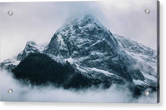 The North Cascades Acrylic Print