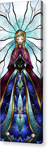 The One Worth Melting For Acrylic Print