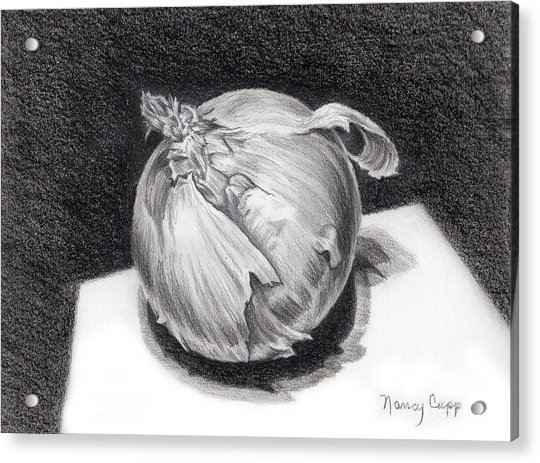 The Onion Acrylic Print