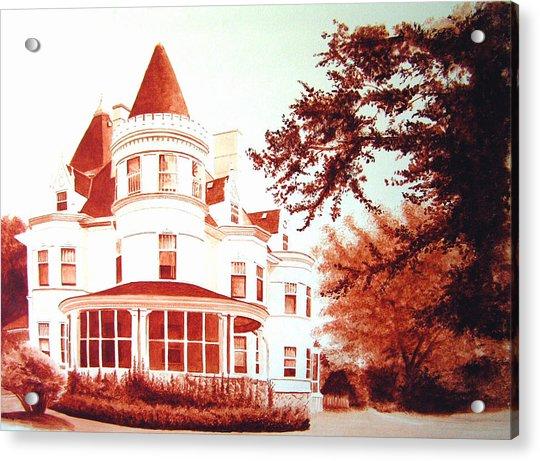The Patton House Acrylic Print