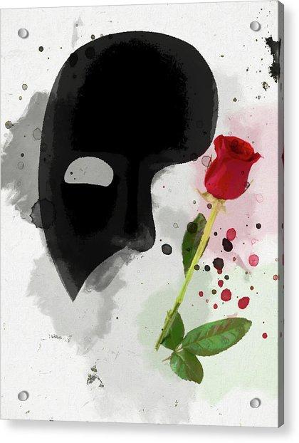 The Phantom Of The Opera Acrylic Print