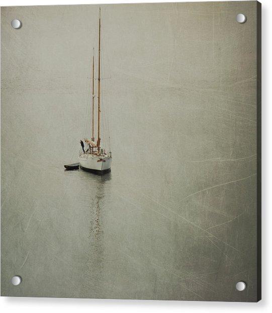 The Quiet Sea Acrylic Print