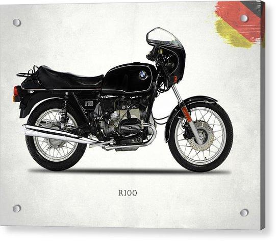 The R100 1984 Acrylic Print